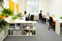 sdílení kanceláře – praha žižkov
